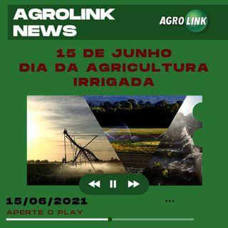 Podcast: Embrapa, Mapa e CNA lançam o Dia Nacional da Agricultura Irrigada