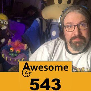 Sweet Twitch Room | AwesomeCast 543