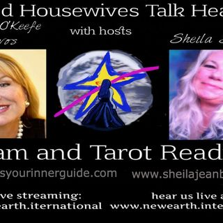 New Earth Presents Wicked Housewives Heart Talks Live