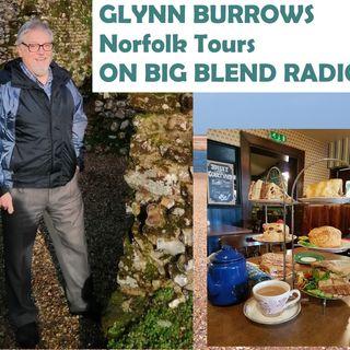 A Taste of England - Glynn Burrows on Big Blend Radio