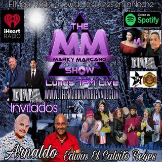 Tonight | Arnaldo El Mas Querido|Edwin El Calvito Reyes|IWA Jose y Willie Urbina | Elenco Parrandeando en la Luna