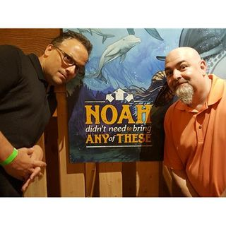 Seth Andrews and Matt Dillahunty: The Ark Encounter Tour