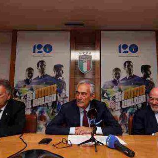 Il calcio vuole ripartire: la Figc invia ai ministeri competenti il protocollo per la ripresa