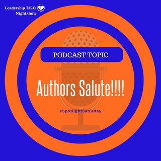 Authors Salute!!!! | Lakeisha McKnight