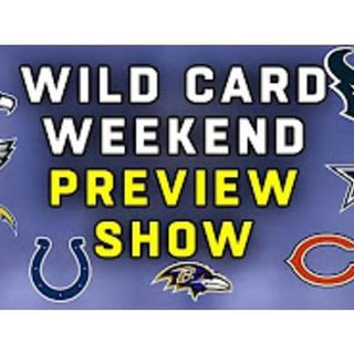 NFL Wildcard Playoff Preview!! R. Kelly documentary and his scandals!!