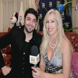 "Interview with Alejandro Di Esko Publisher Fashion, Film, Fine Arts, Luxury Magazine "" Behind It"""