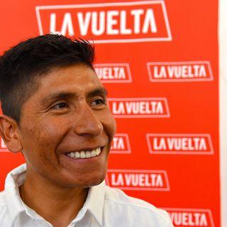 Rueda de Prensa 2º Descanso Vuelta 19 declaraciones Nairo