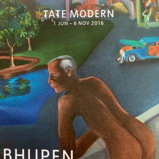 Bhupen Khakhar - exhibicion Tate Modern Londres