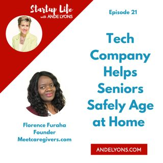 Tech Company Helps Seniors Safely Age at Home