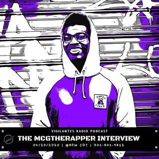 The MCGtherapper Interview.