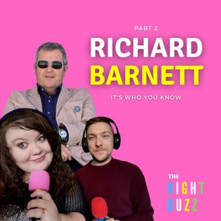 Live Radio Interview With Richard Barnett Part Two