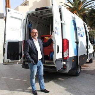 Entrevista a Ángel Muñoz, concejal de Limpieza y Mayores