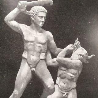 El mito del minotauro y su significado oculto
