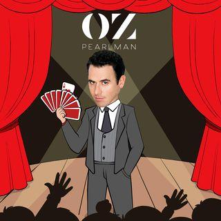 DB 068: Mentalist Oz Pearlman Will Blow Your Mind!