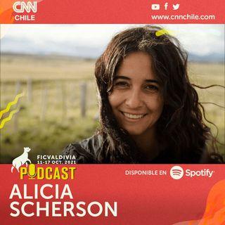 ALICIA SCHERSON 🎧 Q&A Podcast 28º Festival Internacional de Cine de Valdivia