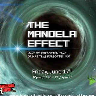 The Mandela Effect: Have We Forgotten Time or Has Time Forgotten Us?