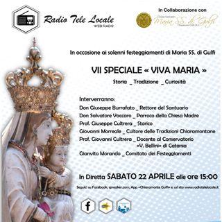 """Radio Tele Locale _ VII Speciale """"Viva Maria"""""""