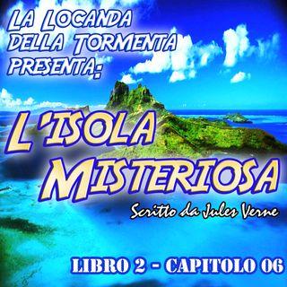 L'Isola Misteriosa Parte 2 - capitolo 06