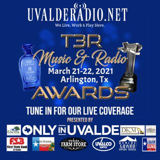 2021 Texas Regional Radio Music Awards