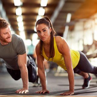 Nella tua palestra c'è la ginnastica normale?