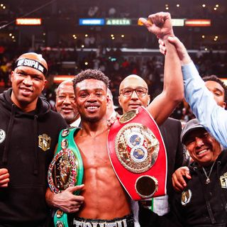 Inside Boxing Daily: Errol Spence in a rollover, Golovkin in no walkover