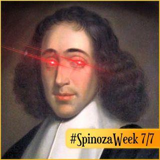 Spinoza, ma sub specie aeternitatis... forse? #SpinozaWeek 7/7