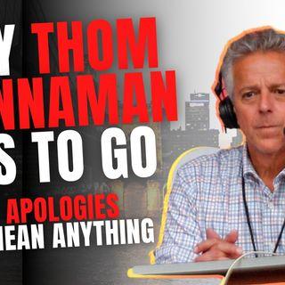 8.20 | Why Thom Brennaman Has To Go, Fake Apologies Mean Nothing, Barak And Kamala Speak