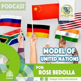 Podcast 25 Model of United Nations