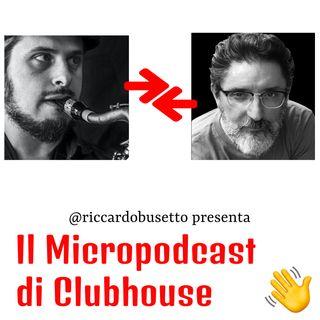 Quattro domande al sax di Clubhouse: Antonio Gallucci