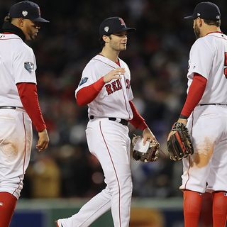 Red Sox Focused On Scoring First In World Series Game 3