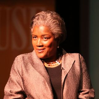 Donna Brazile Talks About Hillary Clinton's Illness Cover-Up