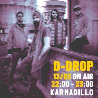 d•Drop: una fusione di rock e hip hop condita da liriche taglienti - Karmadillo - s02e22
