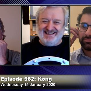FLOSS Weekly 562: Kong