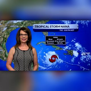 Our Atlantic Regional Afternoon Forecast with Cindy Day for September 1 2020