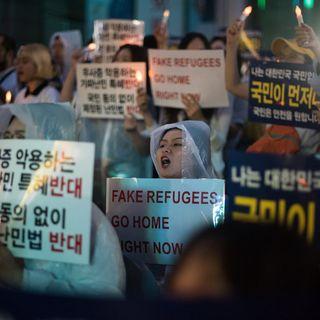 Jeju's Yemeni Asylum Seekers Reveal Korean Xenophobia
