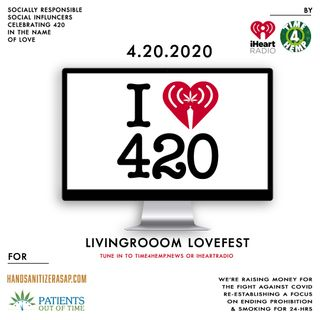 "Time 4 Hemp's ""iHeart420"""