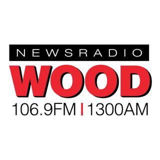 Newsradio WOOD 1300 and 106.9 FM (WOOD-AM)