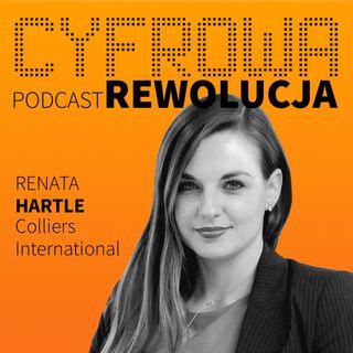 Czy biura, które znamy, znikną? - Renata Hartle COLLIERS