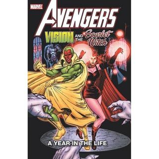Source Material Live: Avengers - Vision and the Scarlet Witch - A Year In the Life