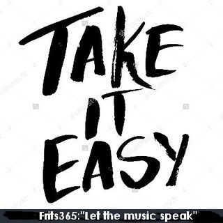 Frits365: Take it Easy - Podcast 017