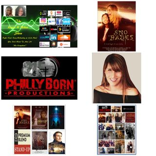 The Kevin & Nikee Show  - Celebrating Women - Bridget Smith  - Director, Editor,  Philly Born Films