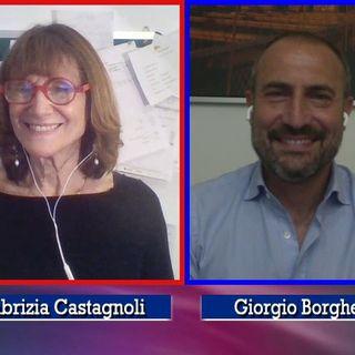 525 - Dopocena con... Fabrizia Castagnoli e Giorgio Borghetti - 08.04.2021