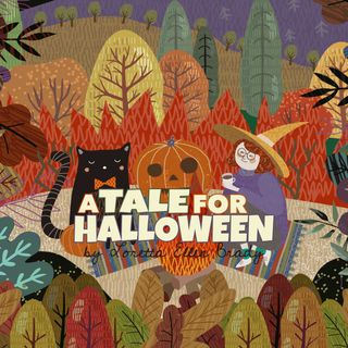 A Tale of Halloween by Loretta Ellen Brady