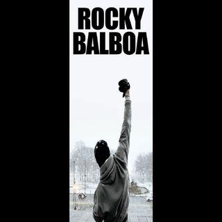 SKORS Rocky Balboa Salute 6.26.2020
