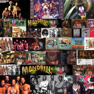 """MANDRILL """"THROWBACK THE JAM"""" (Genuine Music)"""