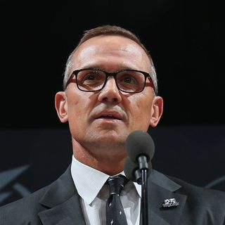 Steve Yzerman Comes Home to Detroit