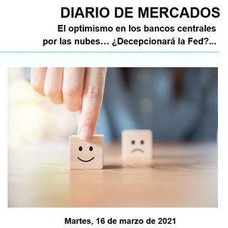 DIARIO DE MERCADOS Martes 16 Marzo