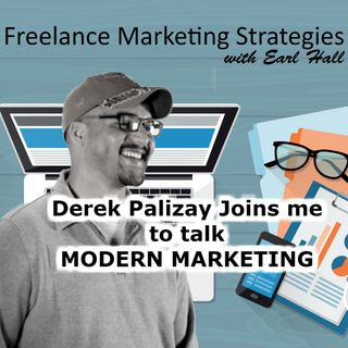 Derek Palizay Talks Modern Marketing