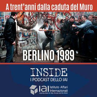 A trent'anni dalla caduta del muro di Berlino