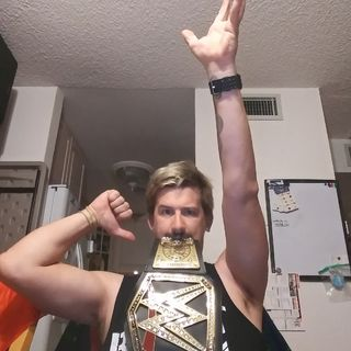 My Wrestling Podcast #2 (5/12/19 - 5/18/19)